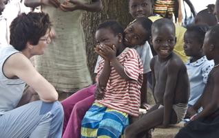 La mission humanitaire